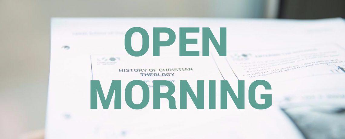 OPEN MORNING V2